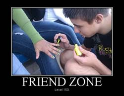 friend zone : level 150